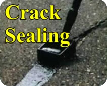CRACK SEALING - East Coast Sealcoating, Inc.